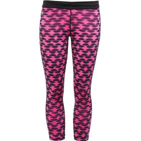 Nike Printed Relay Crop pinkpw/refsil